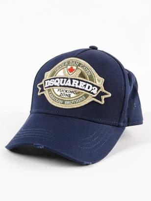 DSQUARED2 Baseball Cap
