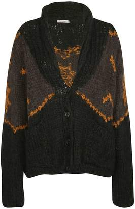 Mes Demoiselles Buttoned-up Cardigan