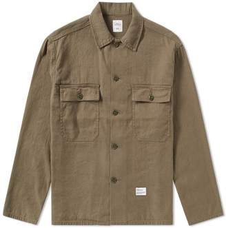 Bedwin&the Heartbreakers Bedwin & The Heartbreakers Cliff Military Overshirt