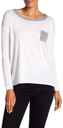 Chaser Contrast Pocket Tee