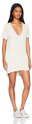 LIRA Women's Dana Scoop Neck Tshirt Dress