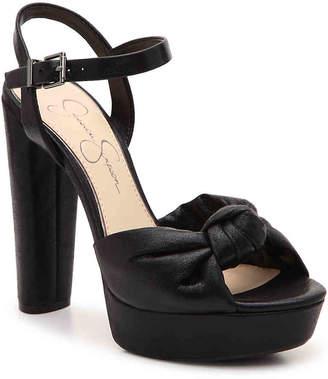 5d75ce79591 Jessica Simpson Black Platforms - ShopStyle