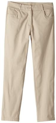 Nautica Twill Ankle Biter Pants Girl's Casual Pants