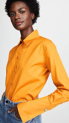 Salvatore Ferragamo Collared Shirt
