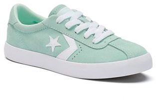 Girls' Converse Breakpoint Suede Sneakers $45 thestylecure.com