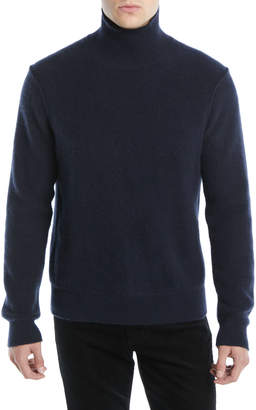 Vince Men's Turtleneck Long-Sleeve Cashmere Pullover Sweater