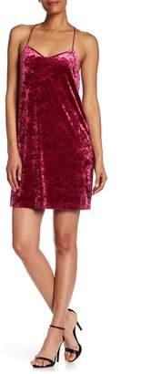 Cynthia Steffe Mia Crushed Velvet Dress