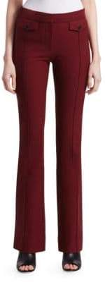 Derek Lam 10 Crosby Stitched Flare Trousers