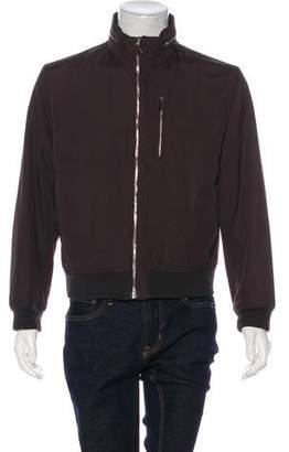 Hermes Cashmere Reversible Jacket