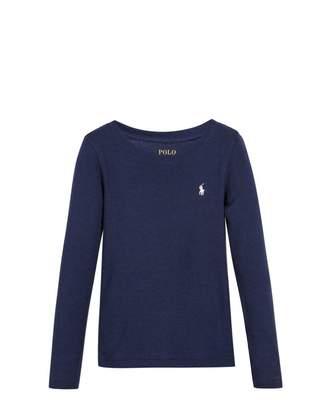 Ralph Lauren Polo Long Sleeved Logo T-shirt