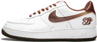 Nike Force 1 - 'YEAR OF THE MONKEY' - White/Pecan