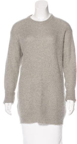 T by Alexander Wang Oversize Rib Knit Sweater