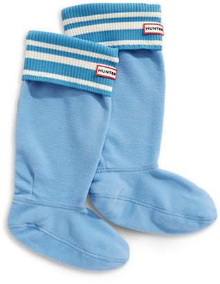 Hunter Striped Cuff Boot Socks