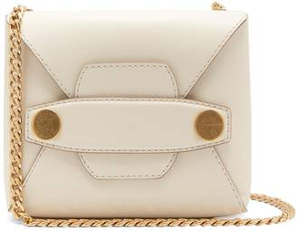 Stella McCartney Popper small faux-leather cross-body bag
