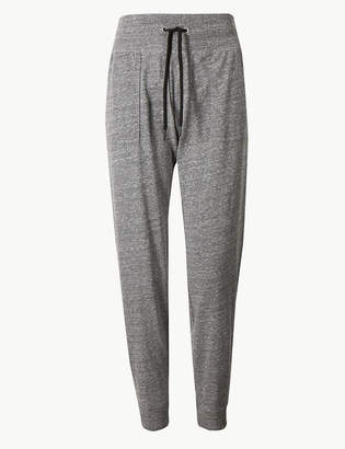 3add3d99fb31 M&S CollectionMarks and Spencer Cotton Blend Lightweight Joggers