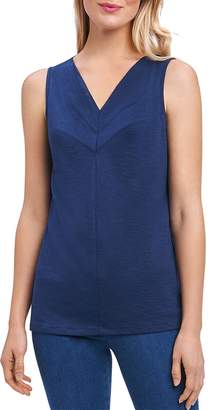 Foxcroft Melia Pleated Tank