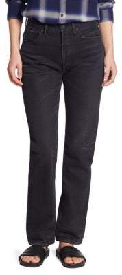 Vince High-Rise Union Slouched Jeans