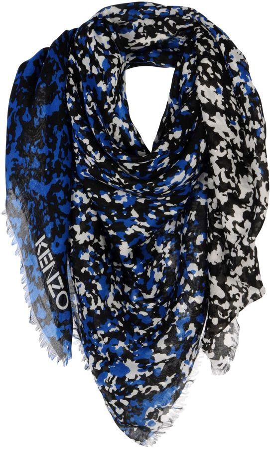 KenzoKENZO Square scarves