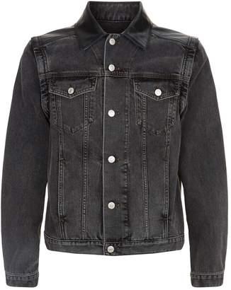 Givenchy Eyelet Detail Denim Jacket