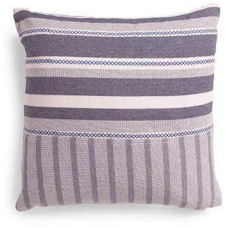 20x20 Nile Stripe Pillow