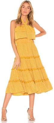 MISA Los Angeles Asya Dress