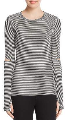 N. PHILANTHROPY Arlo Long-Sleeve Stripe Tee
