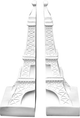 Three Hands Eiffel Tower Bookends (Set of 2)
