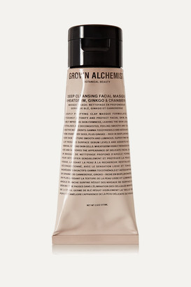 Grown Alchemist - Deep Cleansing Facial Masque, 75ml - one size
