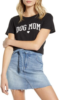 Sub Urban Riot Sub_Urban Riot Dog Mom Graphic Tee