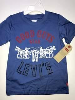 Levi's Bassket.com Boys Tshirts 2