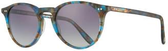 The Excursionist Light Round Sunglasses - Polarized
