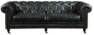 Moe's Home Birmingham Sofa Black
