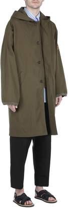 Marni Cotton Overcoat