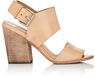 Marsèll Women's Leather Double-Band Sandals