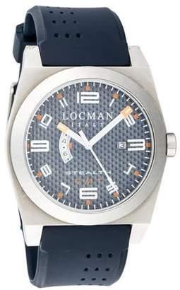 Locman Stealth GMT Watch