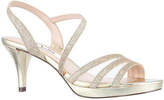 Nina Nazima Platform Dress Sandals Women's Shoes