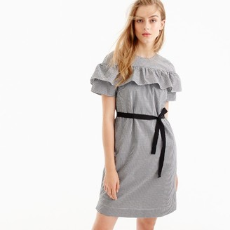 Edie dress in microgingham $98 thestylecure.com