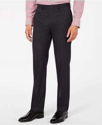 Calvin Klein Men Slim-Fit Solid Dress Pants