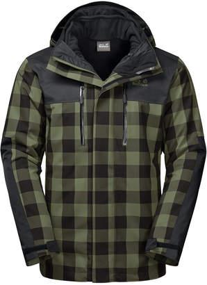 Jack Wolfskin Men's Timberwolf 3-in-1 Jacket