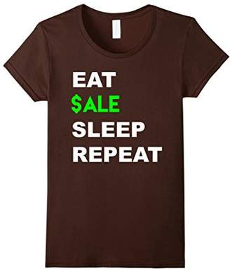 Eat sale sleep repeat