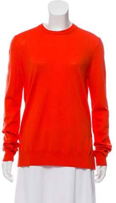 Proenza Schouler Crew Neck Merino Wool Sweater