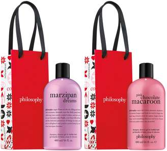 philosophy sweet duo holiday gift set