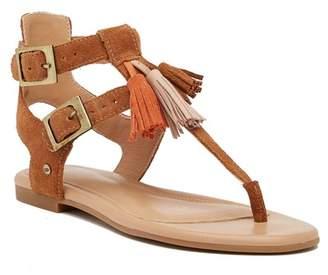 UGG Lecia Tassel Leather Sandal