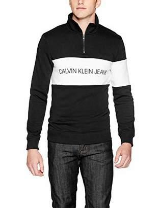 Calvin Klein Jeans Men's Track Jacket