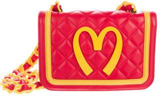 MoschinoMoschino Fast Food Crossbody Bag