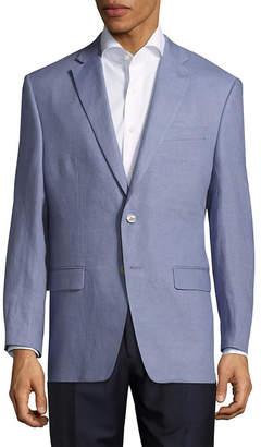 Lauren Ralph Lauren Solid Linen Jacket