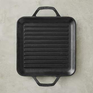 Lodge Cast-Iron Double Handled Square Grill