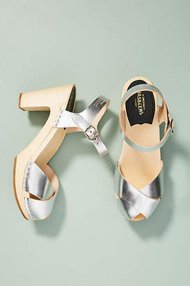 Swedish Hasbeens Merci Clog Sandals