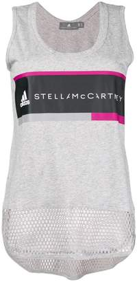 adidas by Stella McCartney logo tank top