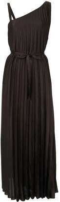 Ginger & Smart Depth pleat gown